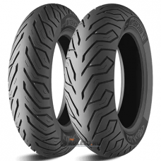 Летние мотошины Michelin City Grip 110/70 R13 48S, Передняя, скутер